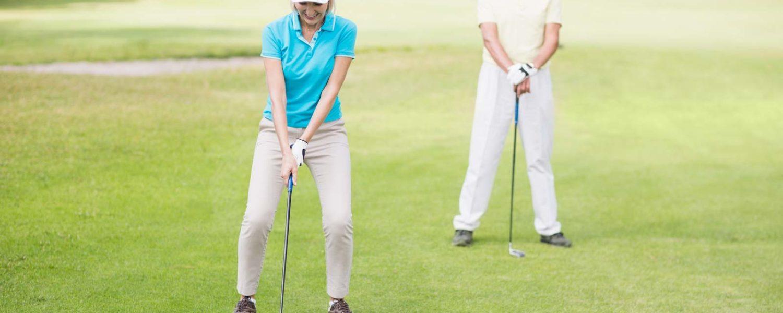 Improving Your Golf Swing Through Pilates Blog